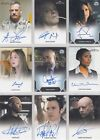2015 Rittenhouse Marvel Agents of SHIELD Season 1 Autographs Gallery 48
