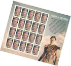 Charlton Heston, Legends Of Hollywood, Full Sheet of 20 x Forever Stamps, USA 20