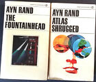 The Fountainhead  Atlas Shrugged 2 Ayn Rand Signet Classics
