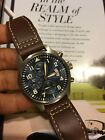 IWC Pilot's Watch Petit Prince The Little Prince Chronograph IW377706
