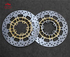 Floating Front Brake Disc Rotor For Triumph Daytona 600 650 675 Motorcycle New