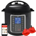 Mealthy MultiPot 9-in-1 Programmable Pressure Cooker 6 Quarts with Stainless