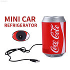 5A49 8W USB Car Auto Coca Bottle Coke Can Fridge Refrigerator Cooler Cooling