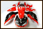 Fairing Kit Bodywork ABS Red Black For Kawasaki Ninja ZX14R ZZR1400 2012-2017