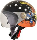 AFX FX33Y Kids Open-Face Scooter/Mo​torcycle Helmet (ROCKET BOY) Choose Size
