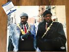 Eddie Murphy Signed Autographed 11X14 Photo Coming To America Beckett BAS COA
