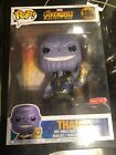 Funko POP Marvel Avengers Infinity #308 Thanos 10 Inch Target Exclusive New