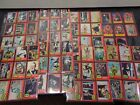 Lot of 64 1977 Topps Star Wars Red Series with Stickers EX