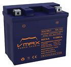 VMAX XCA100L7 MOTORCYCLE GEL BATTERY UPGRADE Yamaha 250cc YZ250FX 2015 17 12V