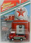2018 Johnny Lightning HOBBY EXCLUSIVE *TEXACO* Dodge A100 Wheel Stand Drag Truck