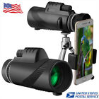 40X60 High power Outdoor Telescope With Fast Smartphone Stand Night Vision