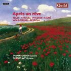 Maeder; Wyss-Apres Un Reve - Lieder (UK IMPORT) CD NEW