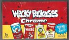 Topps WACKY PACKAGES 2014*CHROME 67-73 COLLECTORS EDITION BOX SPECIAL CONTENT