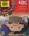 EBC Brake Pads for 2002 Triumph Daytona 955I Centennial Edition Disc Brake Pad S