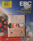 EBC Brake Pads for 1994 Triumph Daytona 900 Disc Brake Pad Set, Fa145Hh