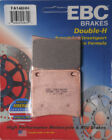 EBC Brake Pads for 1990 Suzuki Vx800 Disc Brake Pad Set, Fa146Hh