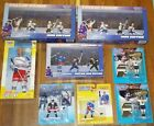 New Starting Lineup NHL Hockey Wayne Gretzky Figure Lot Of 8--16 Figures Total