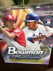 2018 Bowman Platinum Hobby Box(Walmart Exclusive) 2 Autographs In Every Box!