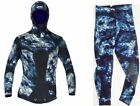 Seac Kobra Ocean Camo 2mm Spearfishing Diving Skindiving Full Wetsuit Neoprene