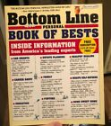 Bottom Line Personal Book of Bests : Inside Information from America's...