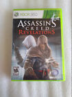 Assassin's Creed: Revelations Microsoft Xbox 360 Game Plays On Xbox One