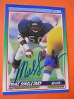 Mike Singletary Cards, Rookie Cards and Autographed Memorabilia Guide 13