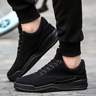 Mens Athletic Trainers Outdoor Sports Shoes Casual Comfy Breathable Sneakers