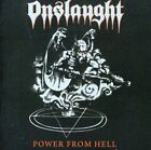 Onslaught - Power From Hell [CD]
