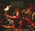 Magick Touch - Blades, Whips, Chains and Fire [CD]