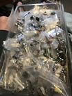 Lot of Sterling Silver Jewelry No Scrap All Wearable Rings Necklaces