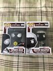 Funko Pop! Games Negative Suit Spiderman Gamestop Exclusive AND MR NEGATIVE NEW!