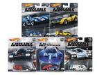 Hot Wheels 50th Anniversary 164 Car Culture Circuit Legends Series Set of 5 Car