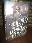 1st Edition THE HUNTER Dashiell Hammett MYSTERY Crime STORIES First Printing