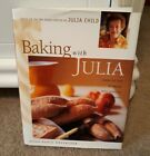 JULIA CHILD Signed Autograph Book Baking With Julia 1st Edition 1st Printing