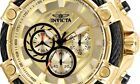 Invicta Men's 25515 Bolt Quartz Chronograph Gold Dial Watch Brand New With Tags