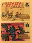 Starbucks Goft Card - Set of 2 (2014 LImited Edition)