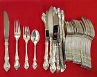 Towle FRENCH PROVINCIAL Sterling 4 Piece Place Setting(s) - Buy 1 or More