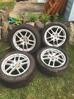 Porsche 987 Cayman 17 Wheels Rims Set 4 OEM