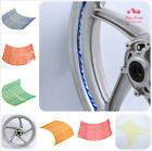 Reflective Rim Tape wheel Stickers Vinyl decals for Wheels Kawasaki Motorcycle