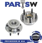 2 New Pc Suspension Kit for Avanti Ford Mustang Front Wheel Bearing Hub Assembly