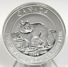 2014 Canada Arctic Wolf 1 1 2 oz Silver 9999 Purity