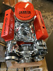 383 STROKER CRATE MOTOR 535hp A/C ROLLER chevy TURN KEY SBC Cnc Crate Engine 3.0