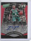 2017 Panini National VIP ISAIAH THOMAS RED PRIZM AUTO AUTOGRAPH SP #2 5!!