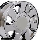 4 New 17 Replacement Wheels Rims for 2006 2011 Cadillac DTS 24202