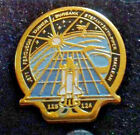 NASA Lapel Pin Space Shuttle Mission STS 115 ISS 12A Atlantis