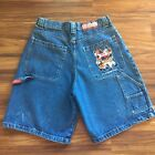Platinum Fubu Fat Albert Vintage Denim Jeans Mens 36x15 Retro Summer Wear