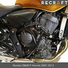 Honda CB600 F Hornet 2007-2013 + Pads Crash Bars Engine Guard Frame Protector