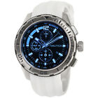 Nautica NST 101 Blue Dial Silicone Strap Men's Watch NAD19521G
