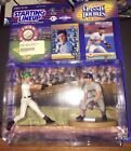 NOMAR GARCIAPARRA CLASSIC DOUBLES MINORS TO MAJORS STARTING LINEUP FIGURES NEW