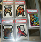 1975 Topps Comic Book Heroes Stickers 35